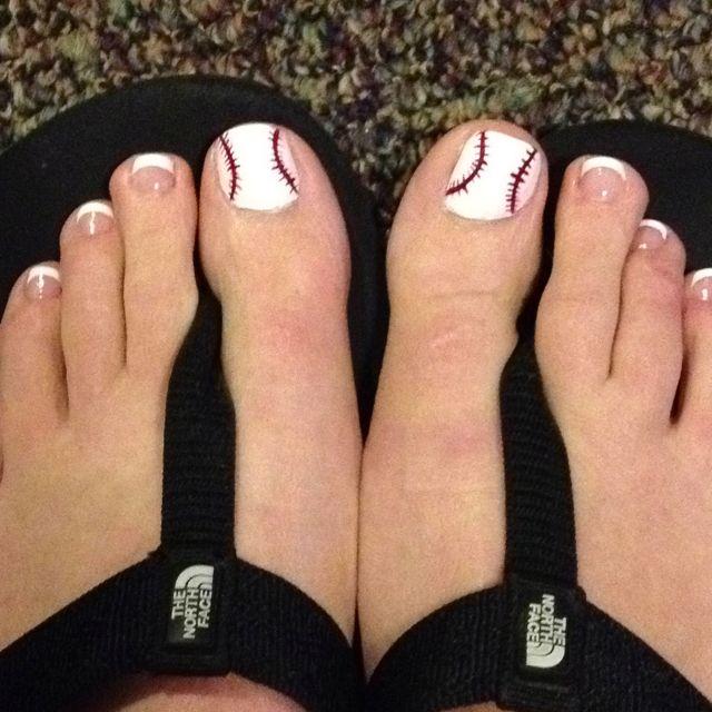 baseball toenails season