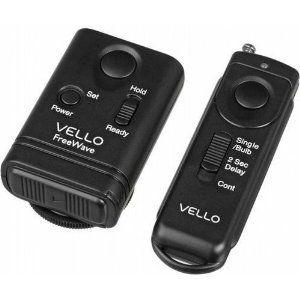 Amazon Com Vello Freewave Wireless Remote Shutter Release For Canon With 3 Pin Connection Camera Photo Wireless Remote Controls Remote