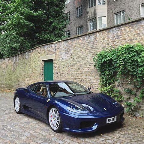 Ferrari 360 Challenge Stradale With Images Ferrari 360