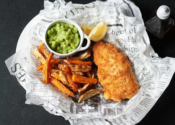 The 25 best fish and chips menu ideas on pinterest fish for Best fish and chips near me