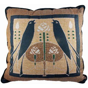 Talwin Morris Songbirds Cushion #decor #pillows