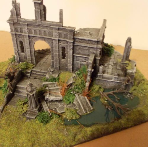 LOTR ruins