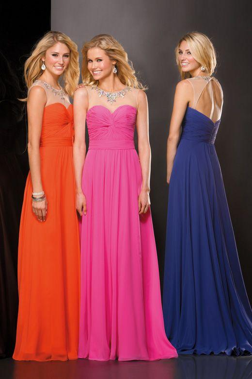 KASEY J. | PROM DRESSES!!! | Pinterest | Illusion neckline, Fashion ...