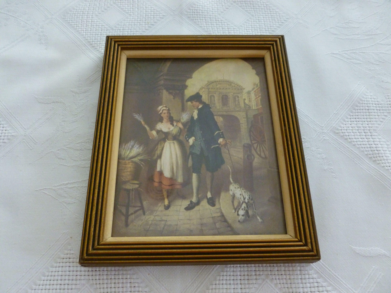 Vintage Print Lavender For Sale By Vernon Beauvoir Ward Vintage Art Vintage Art Vintage Wall Art Art