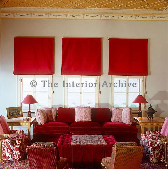 Pin On Red Decorating Ideas