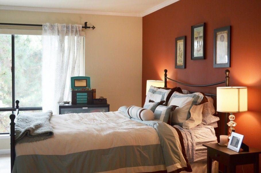 Grau Und Orange Schlafzimmer Designs   Wollen Sie Präsentieren, Warme Und  Fröhliche Atmosphäre In Ihrem