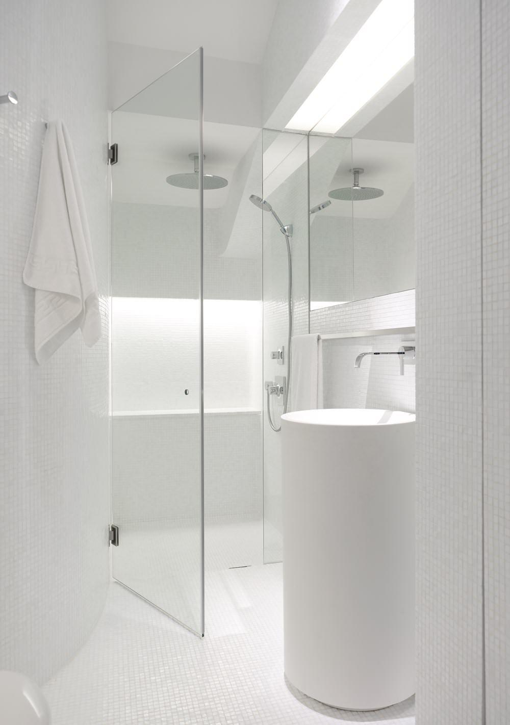 50 idee per ristrutturare un bagno piccolo, moderno e