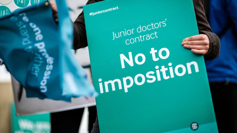 BMA suspends further junior doctors' strike action ITV