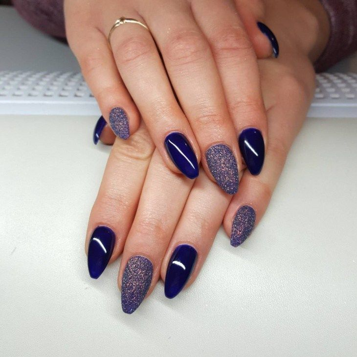 NEW YEAR NAILS FOR WINTER NAILS 2018 | NAILS | Pinterest | Winter ...