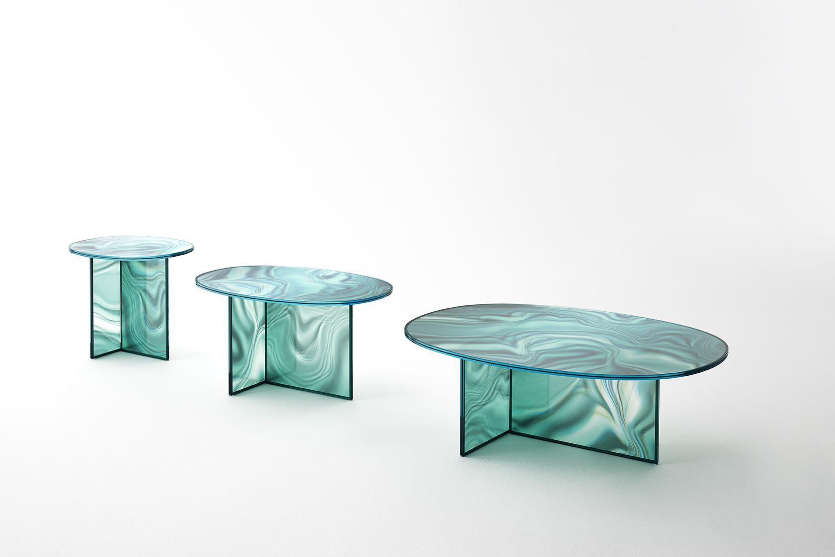 Liquefy Design Patricia Urquiola Glas Italia 2017 Collection