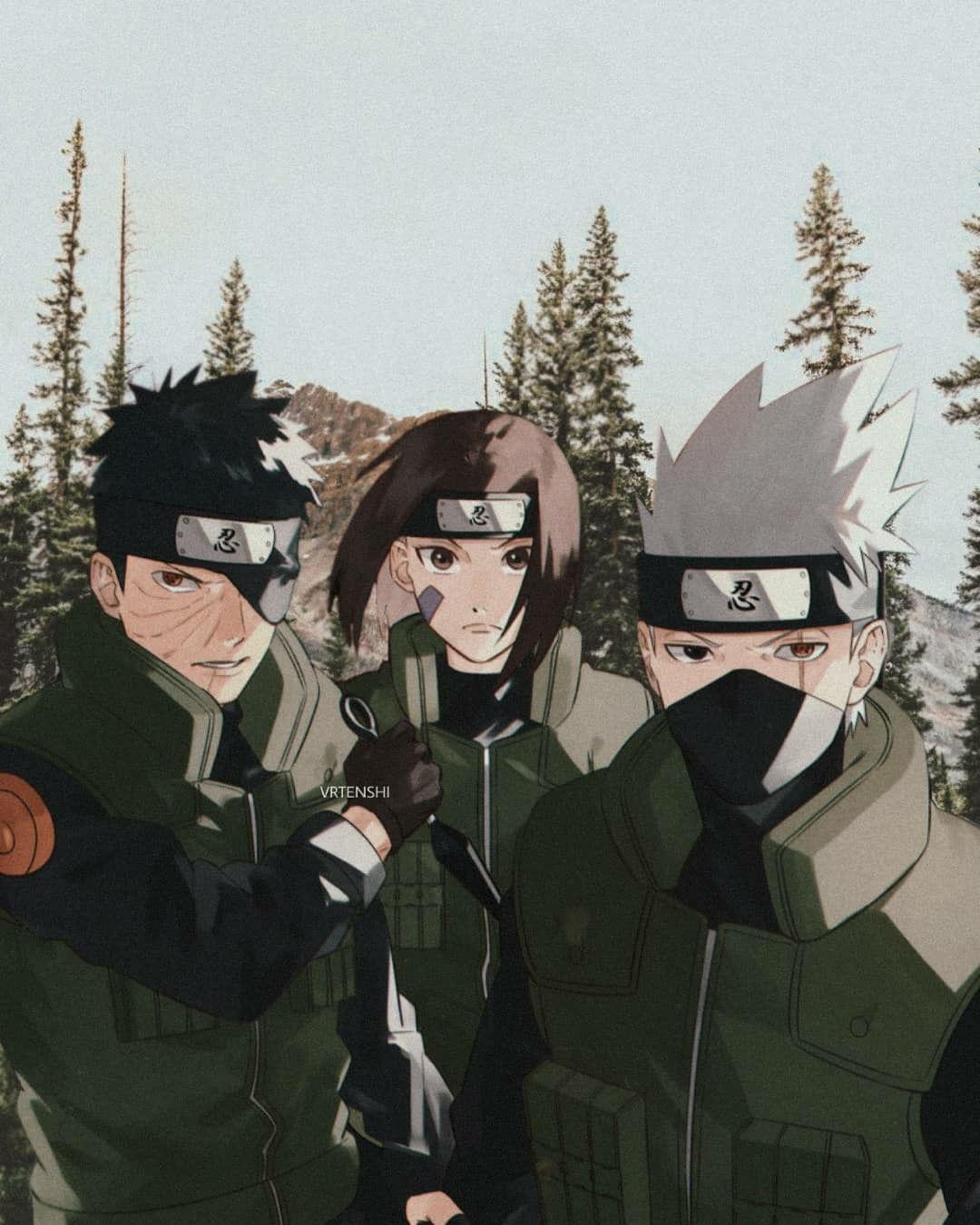 Épinglé sur Naruto § Konoha