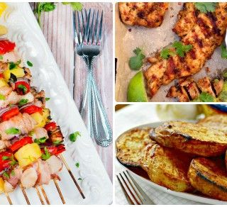 Tasty selection of summer grilling recipes!