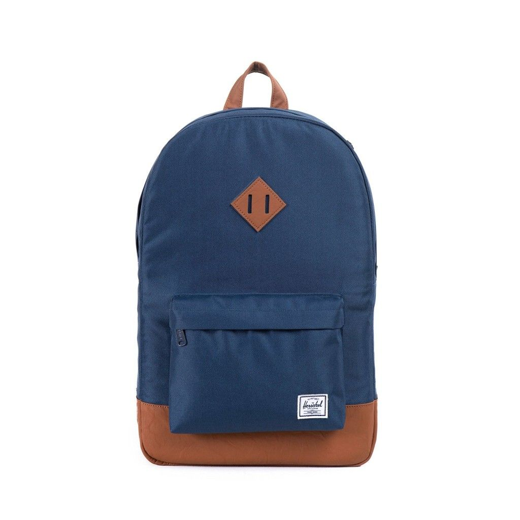 3740eb859d0a Top 6 Eco-Friendly Backpacks  Herschel Heritage Backpack (available in  several colors and styles)  backtoschool