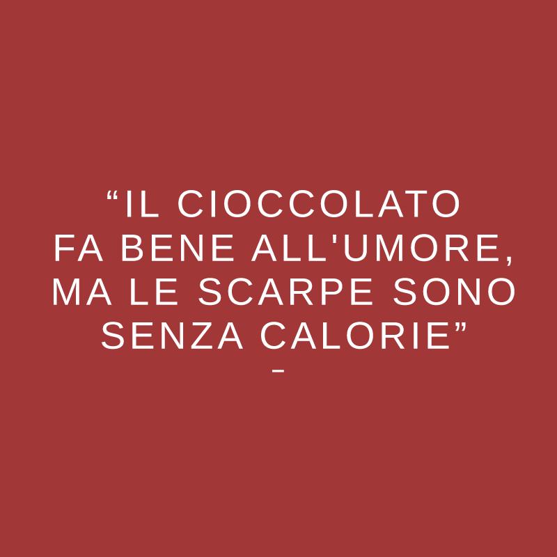 pretty nice aa040 bb8b1 Il #cioccolato fa bene all'umore, ma le #scarpe sono senza ...