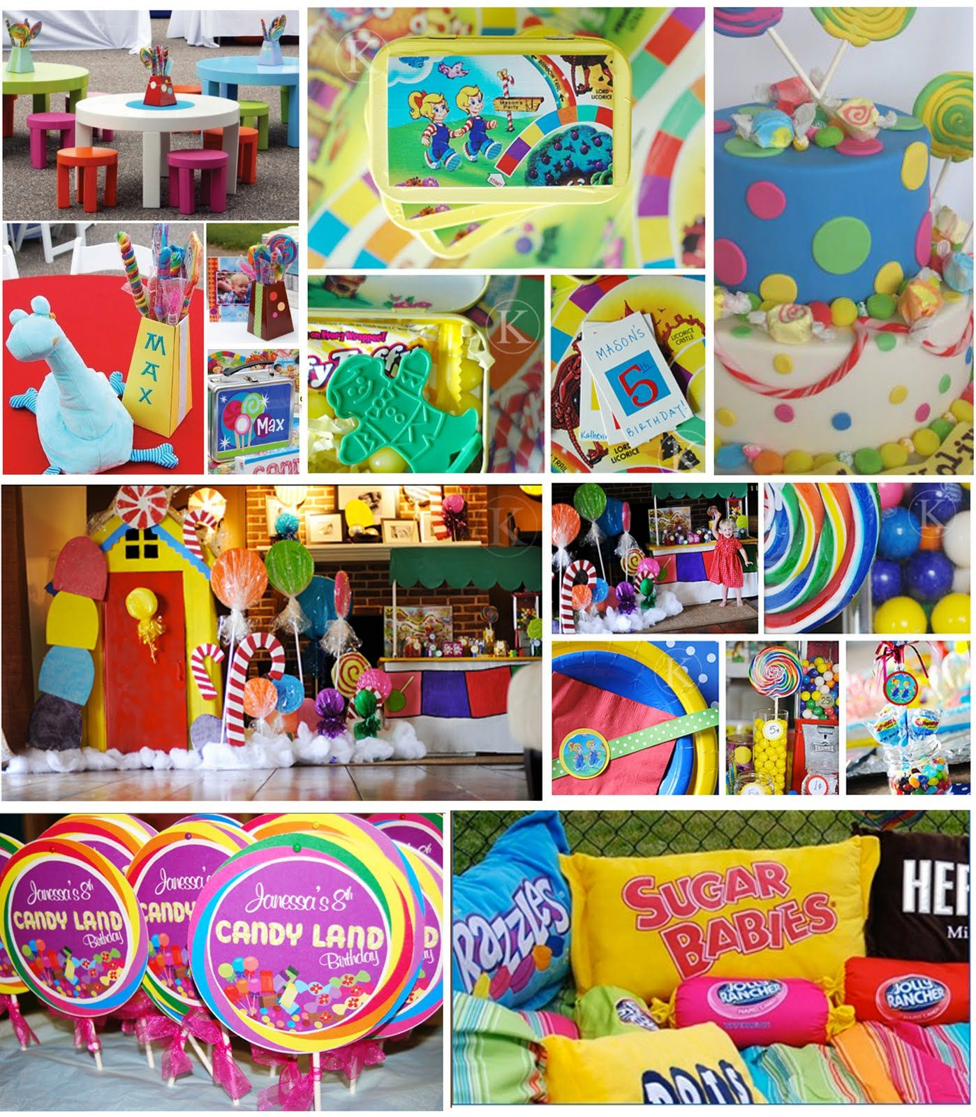Whimsique: Designer Invitations & Stationery: Party Theme Ideas for ...