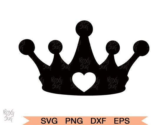 Tiara Svg Crown Svg Princess Crown Svg Crown Clipart Crown Etsy In 2021 Crown Silhouette Crown Stencil Clip Art