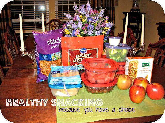 Plan ahead, eat healthy - Kiwi Fit