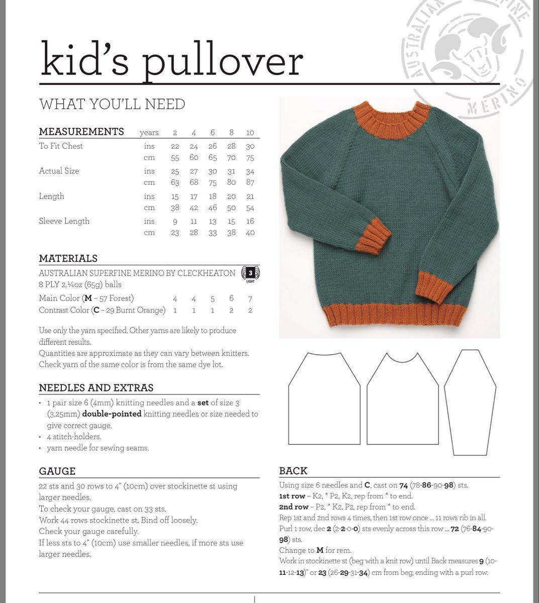 Pin by Barb Boyachuk on Knitting in 2020 | Boys knitting ...
