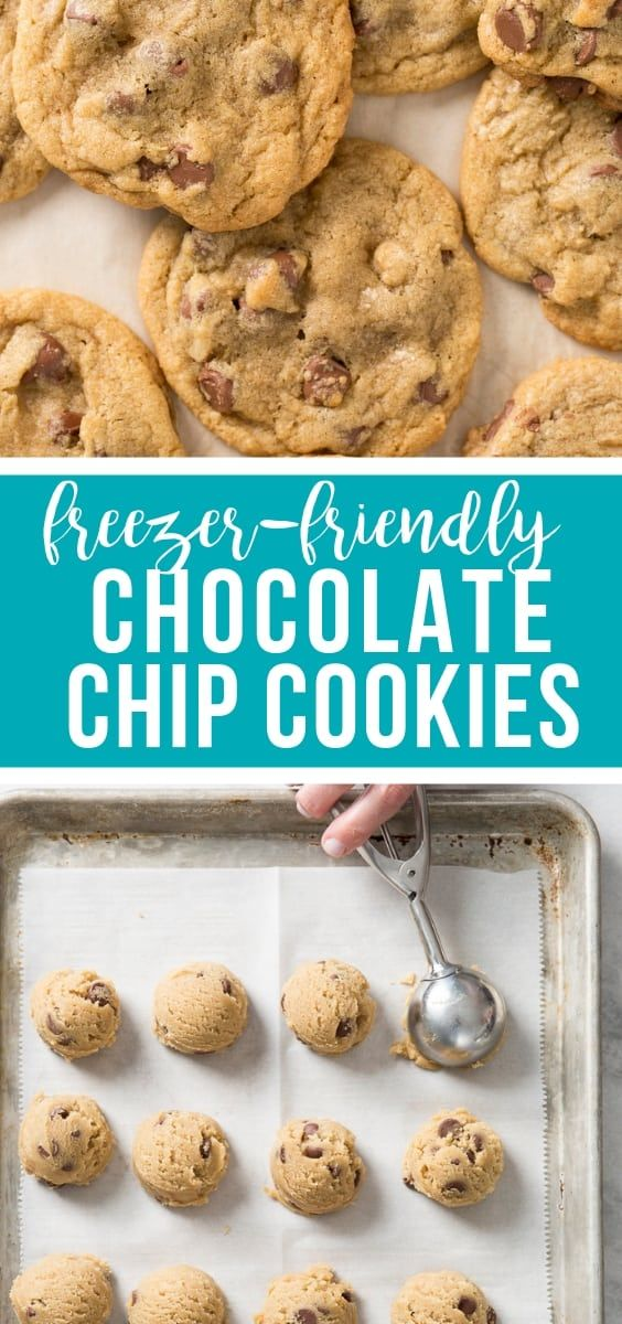 The Master Chocolate Chip Cookie Recipe #quickcookierecipes