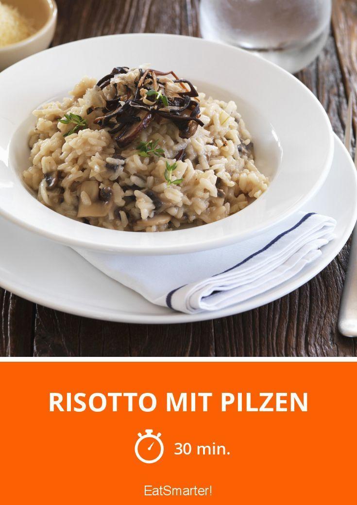 Risotto with mushrooms  – Meine raffinierte Rezeptauswahl