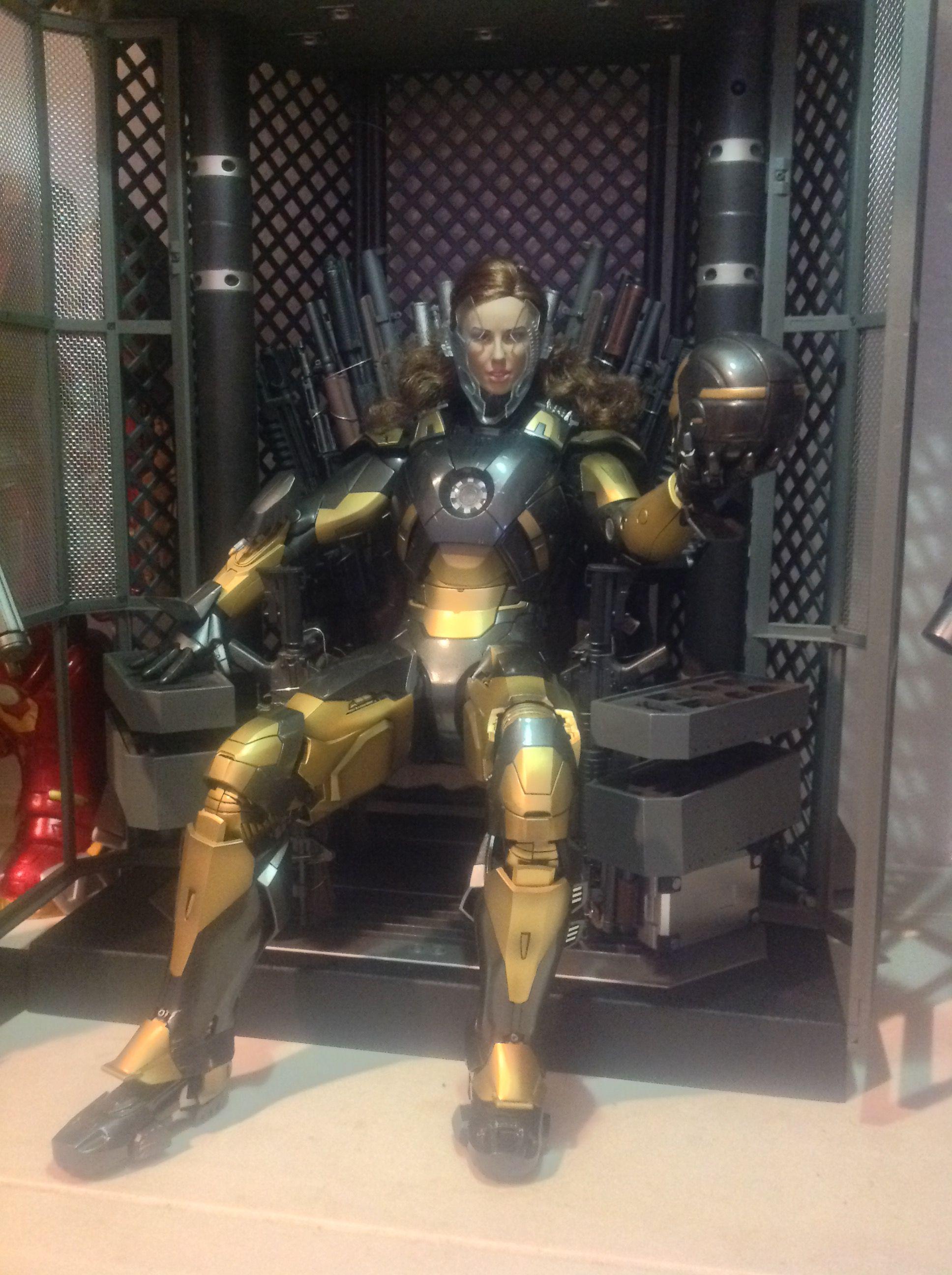 Iron Throne 1/6 Custom Diorama | 1/6 Custom 12