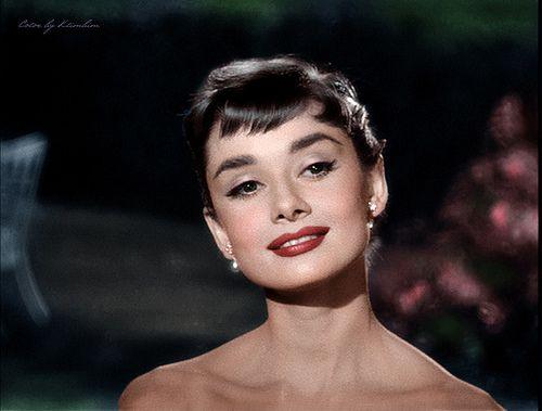 Audrey Hepburn In 2019 Makeup Pinterest Audrey Hepburn Audrey - Audrey-hepburn-makeup