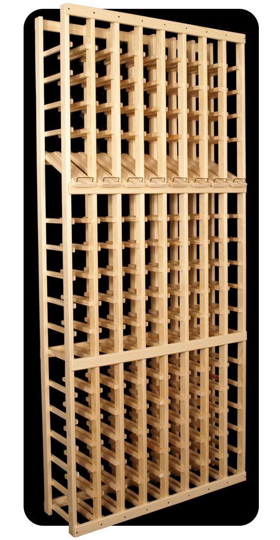 8 Column Display Row Cellar Kit   instaCellar™ Wine Rack