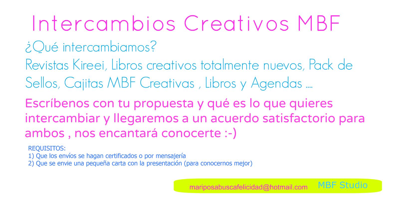 Intercambio Creativo - Swap
