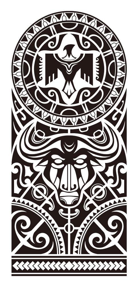 48 Coolest Polynesian Tattoo Designs Polynesiantattoossleeve