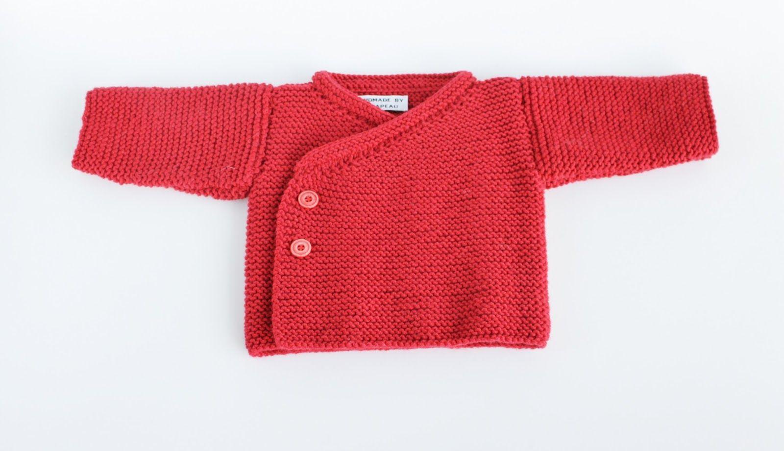 Patroon Baby Vestje Breien Haken Knitting Crochet En Baby
