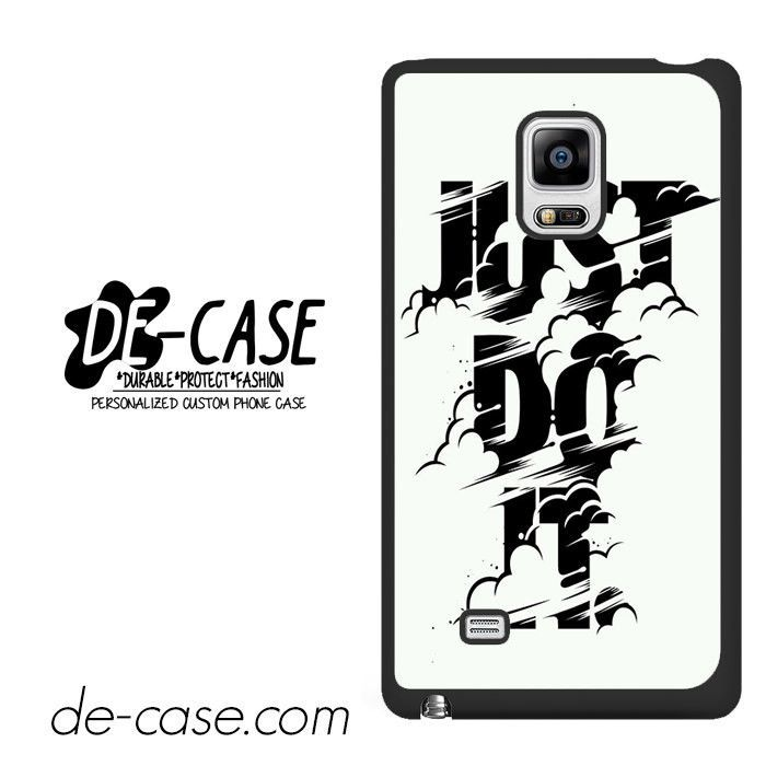 Nike Just Do It DEAL-7850 Samsung Phonecase Cover For Samsung Galaxy Note Edge
