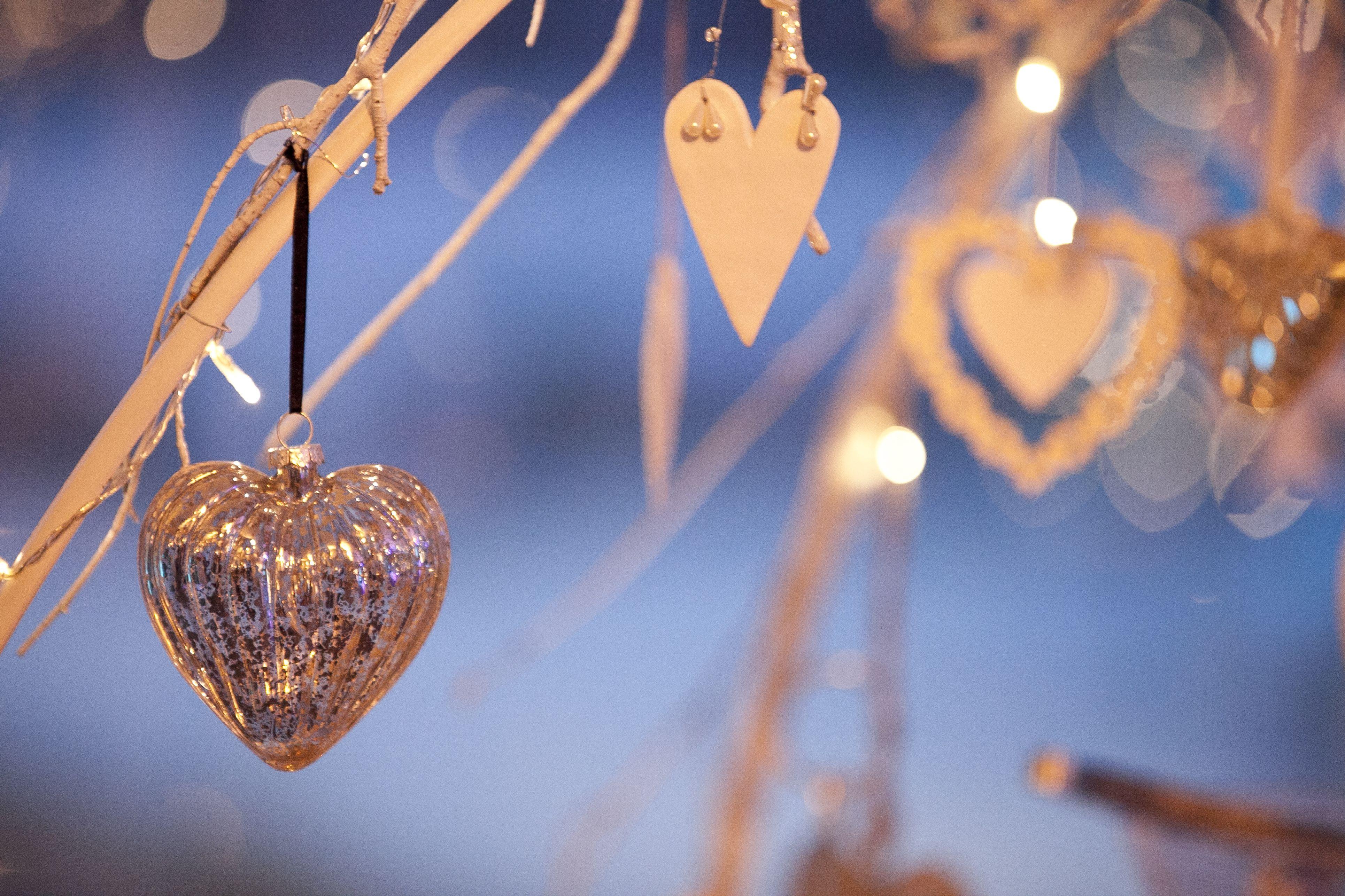 Alrewas Hayes Winter Christmas Wedding Decoration Fairy Lights Tree