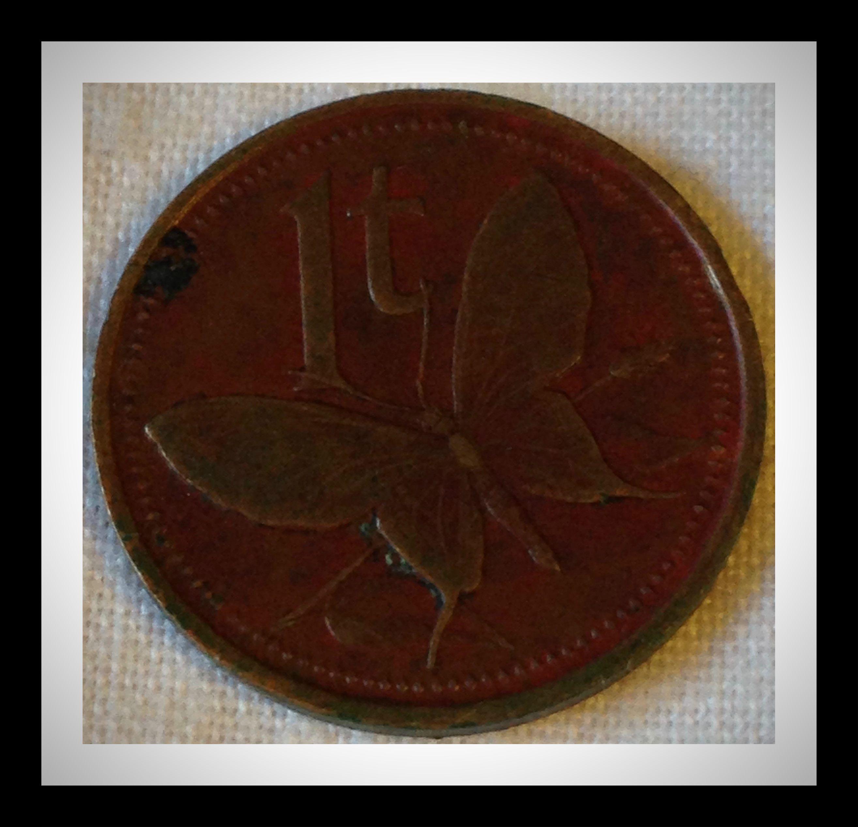 Kiribati 5 Cents 1979 BU