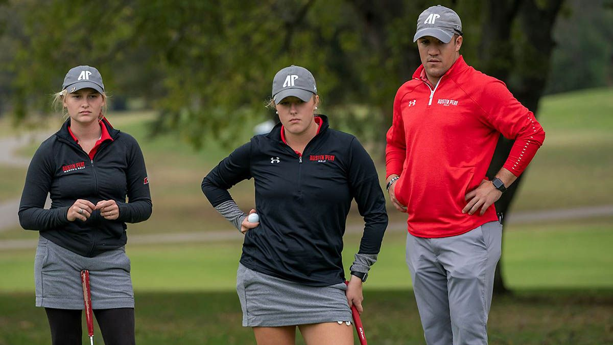APSU Women's Golf tied for sixth at Benbow Invitational