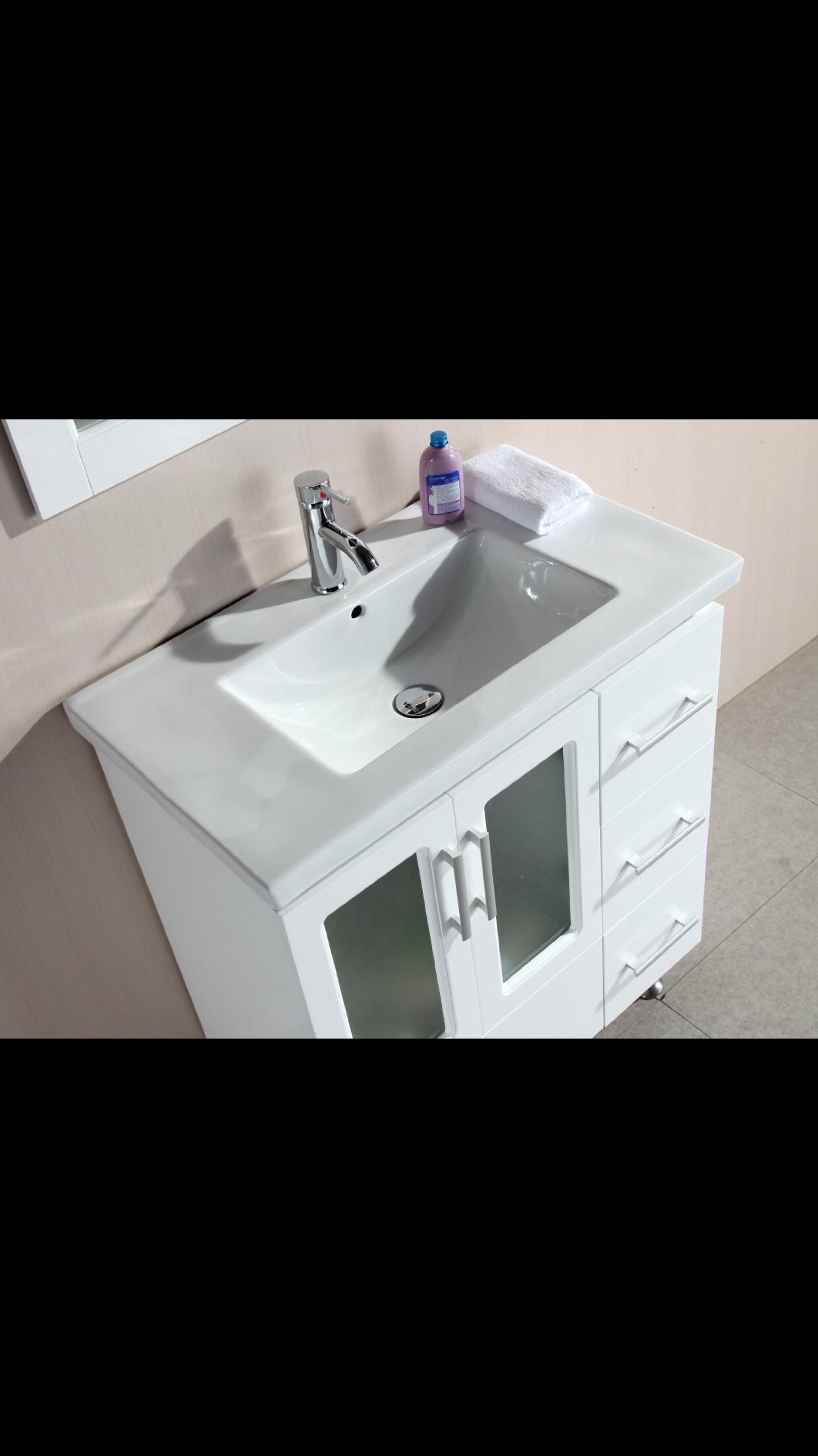 Pin By Btsvv Furnishings On 32 Inch Bathroom Vanities Vanity Sink Vanity Sink [ 2208 x 1242 Pixel ]