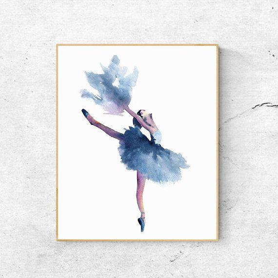 Abstract Art Dancer