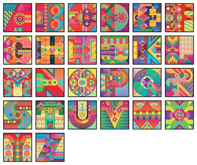 Paragon Alphabet | Flickr - Photo Sharing!  By C86 | Matt Lyon