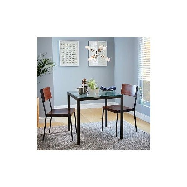 West Elm Box Frame Dining Table 30 Glass Dining Room Tables