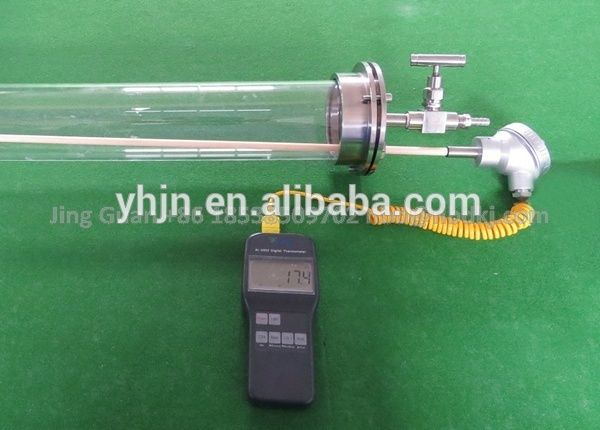 K type Handheld Portable Thermometer For Tube furnace