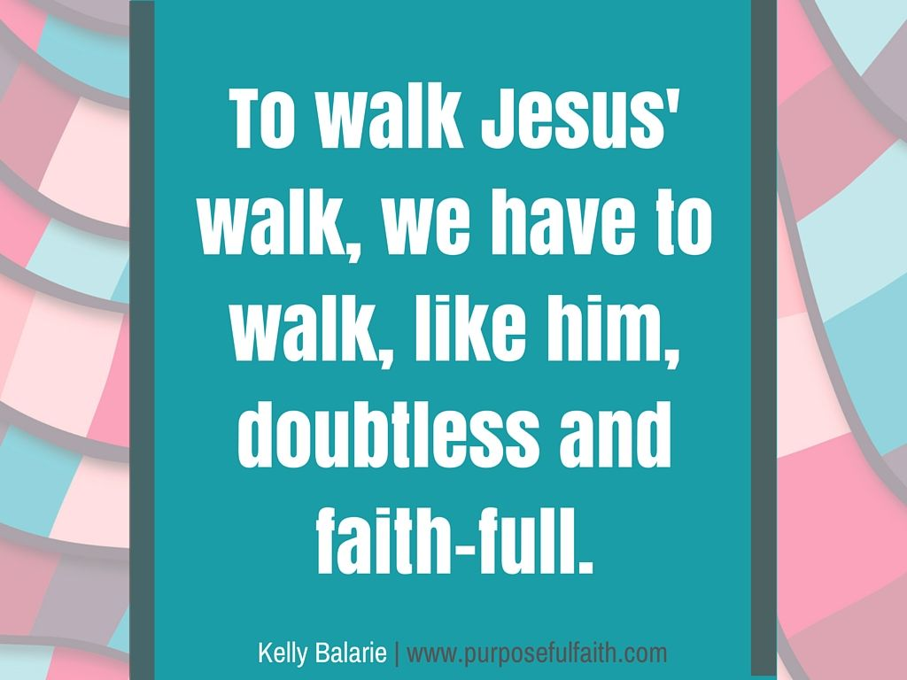 Fight Trials like Jesus - Kelly Balarie Christian Blog