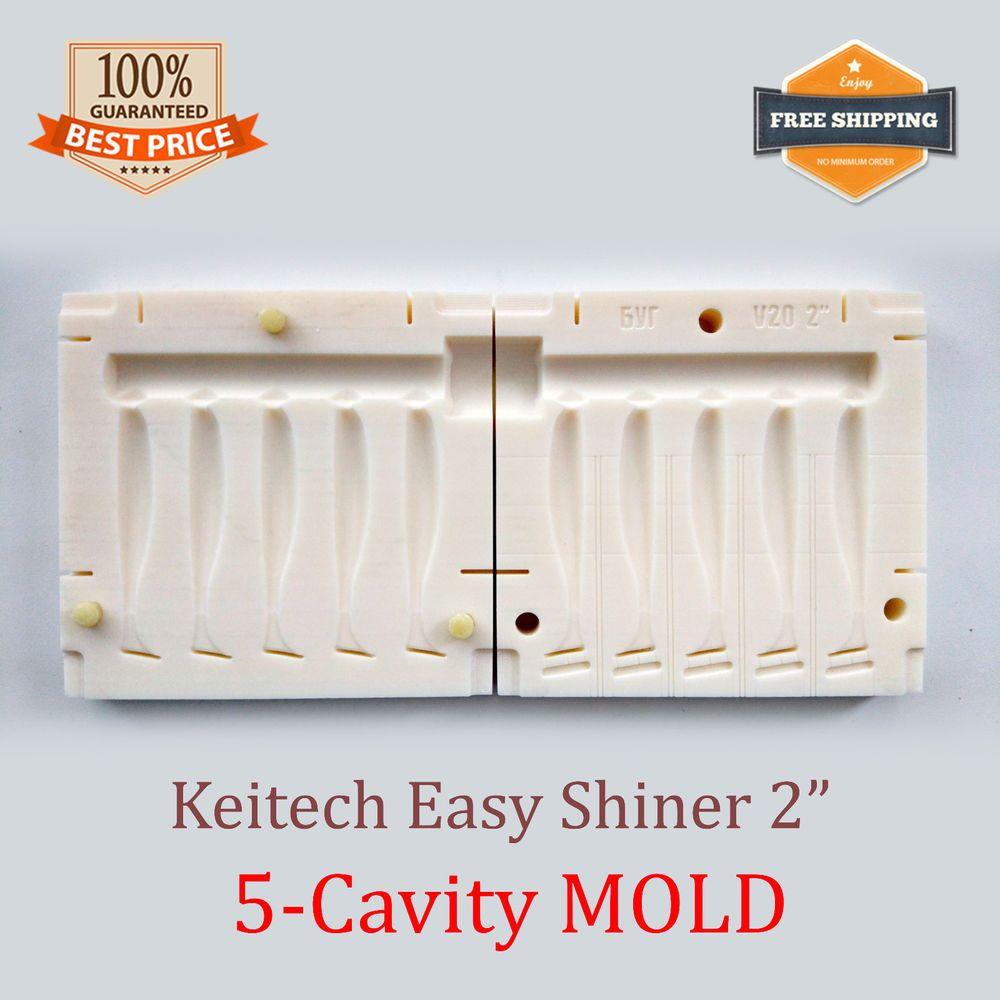 Details about 🔥 Keitech Swing Impact Fat Soft Plastic Bait