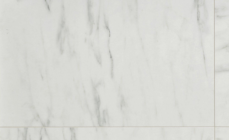 Sol Stratifié Quick Step ARTE Marbre Blanc Dalle X Cm - Parquet salle de bain quick step