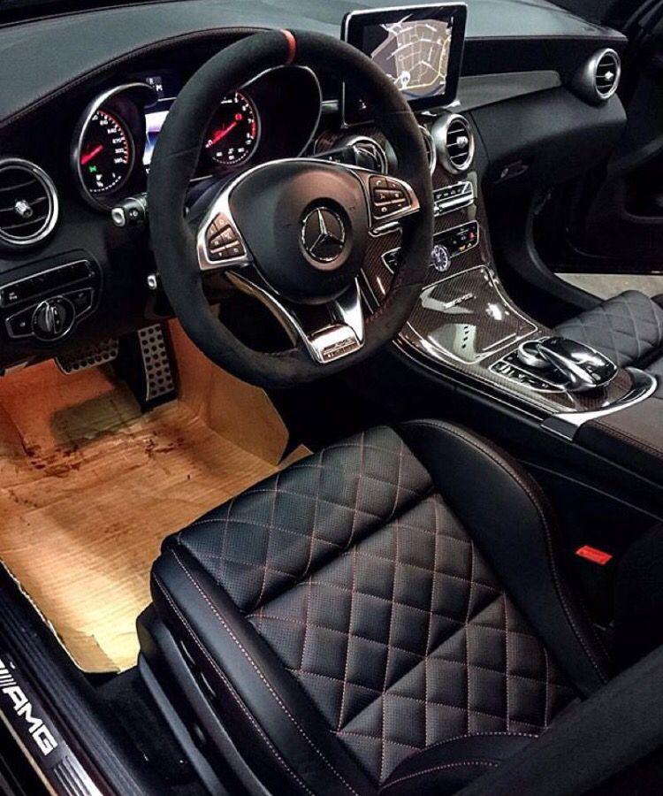 Interior C63 Amg Coupe Mercedes Benz Cars Mercedes Benz C63