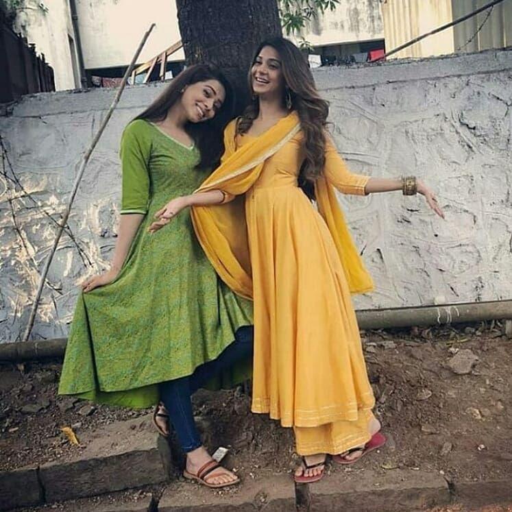 Cuties 😍 @jenniferwinget1 #bepanah (With images) | Diwali ...