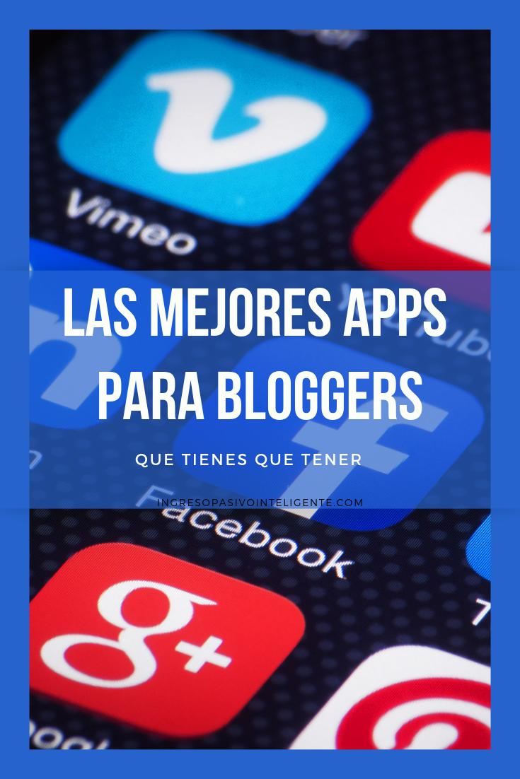 Top 20 Apps Para Bloggers Que Tienes Que Usar Apps Ganar Dinero Por Internet Administrador De Tareas