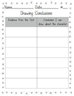 1000+ images about Drawing conclusions on Pinterest   Drawing ...