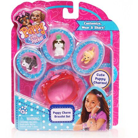 Puppy In My Pocket Pretty Pet Palace Playset With 2 Exclusive Puppies Age 4+