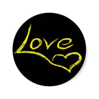 black and yellow heart - Google Search