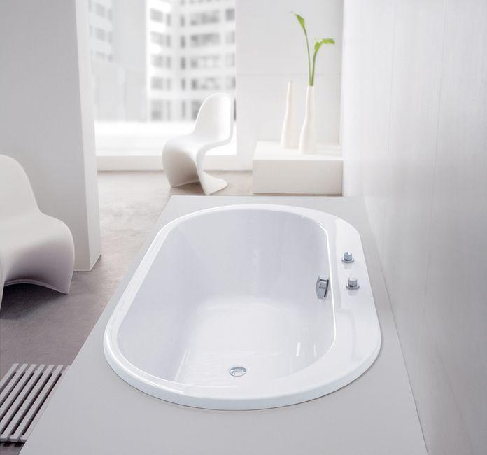 hoesch ovale badewanne foster badezimmer pinterest badewanne ovale badewanne und baden. Black Bedroom Furniture Sets. Home Design Ideas