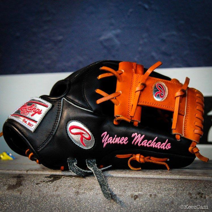 Manny Machado Glove 2016 Google Search Gloves Baseball Glove Baseball Gear